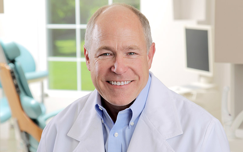 Dr. Douglas Schulz of Overland Park is very experienced and knowledgeable in dental restoration techniques.